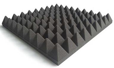İzmir akustik piramit sünger